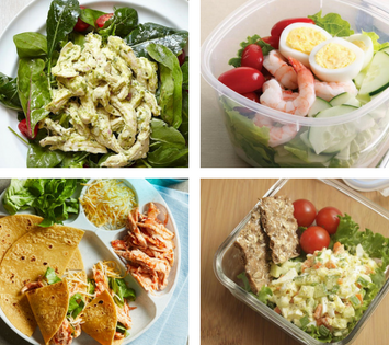 Low-carb Lunch Ideas for Work