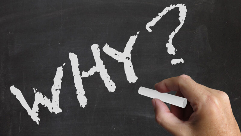 5 Whys but which why?